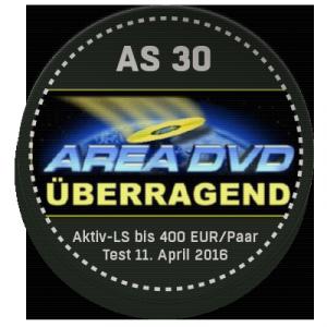 Area DVD Test: Saxx airSOUND AS 30