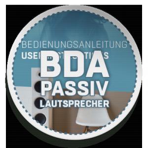 Icon-BDA-Lautsprecher