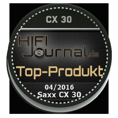 Saxx coolSOUND CX 30