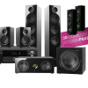 CLX 9,5,3, CX 25, DS 12 Denon 4500