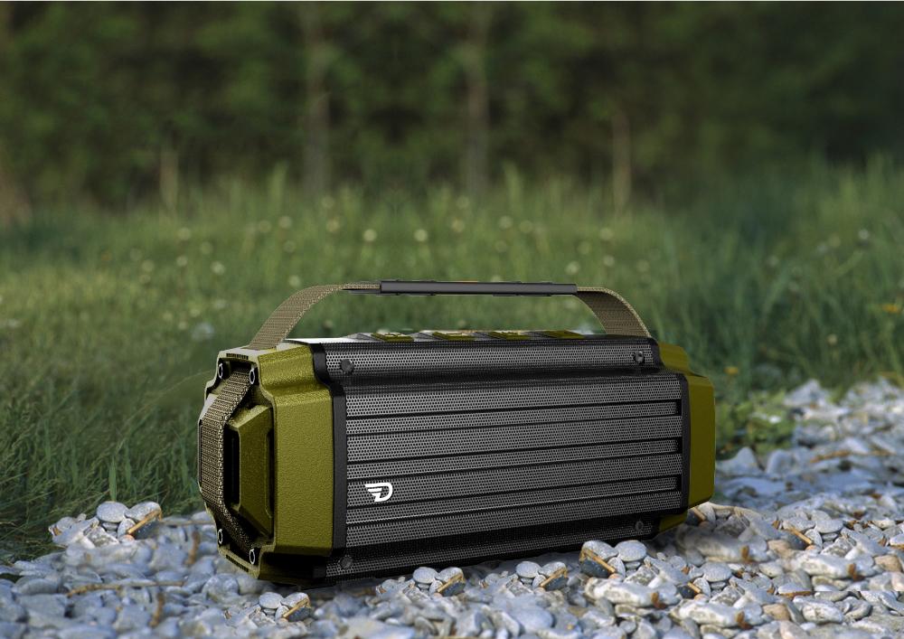 Hi-Fi sound speaker TREMOR