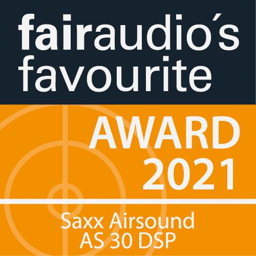 fairaudio's favourite AWARD 2021