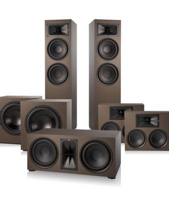 Saxx trueSOUND 2 x TS 900 1 x TS 500 2 x TS 300 & Saxx deepSOUND 2 x DS 12 cineSUB 5.2 Heimkino System Bronze